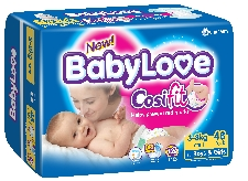 BabyLove Cosifit Nappies